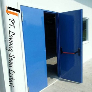 STEEL DOOR SINGLE & DOUBLE SWING